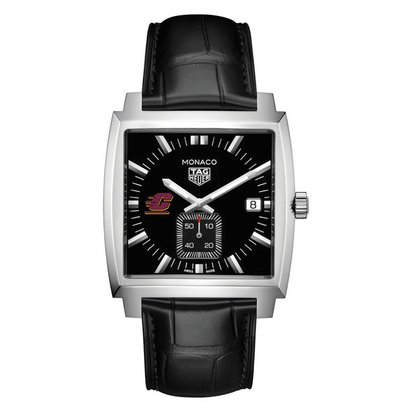 Central Michigan TAG Heuer Monaco with Quartz Movement for Men - Image 2