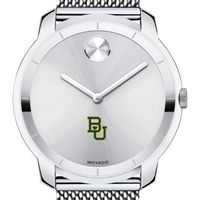 Baylor University Men's Movado Stainless Bold 44