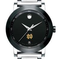 Notre Dame Men's Movado Museum Sport Bracelet