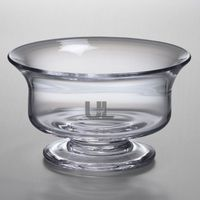 University of Louisville Simon Pearce Glass Revere Bowl Med