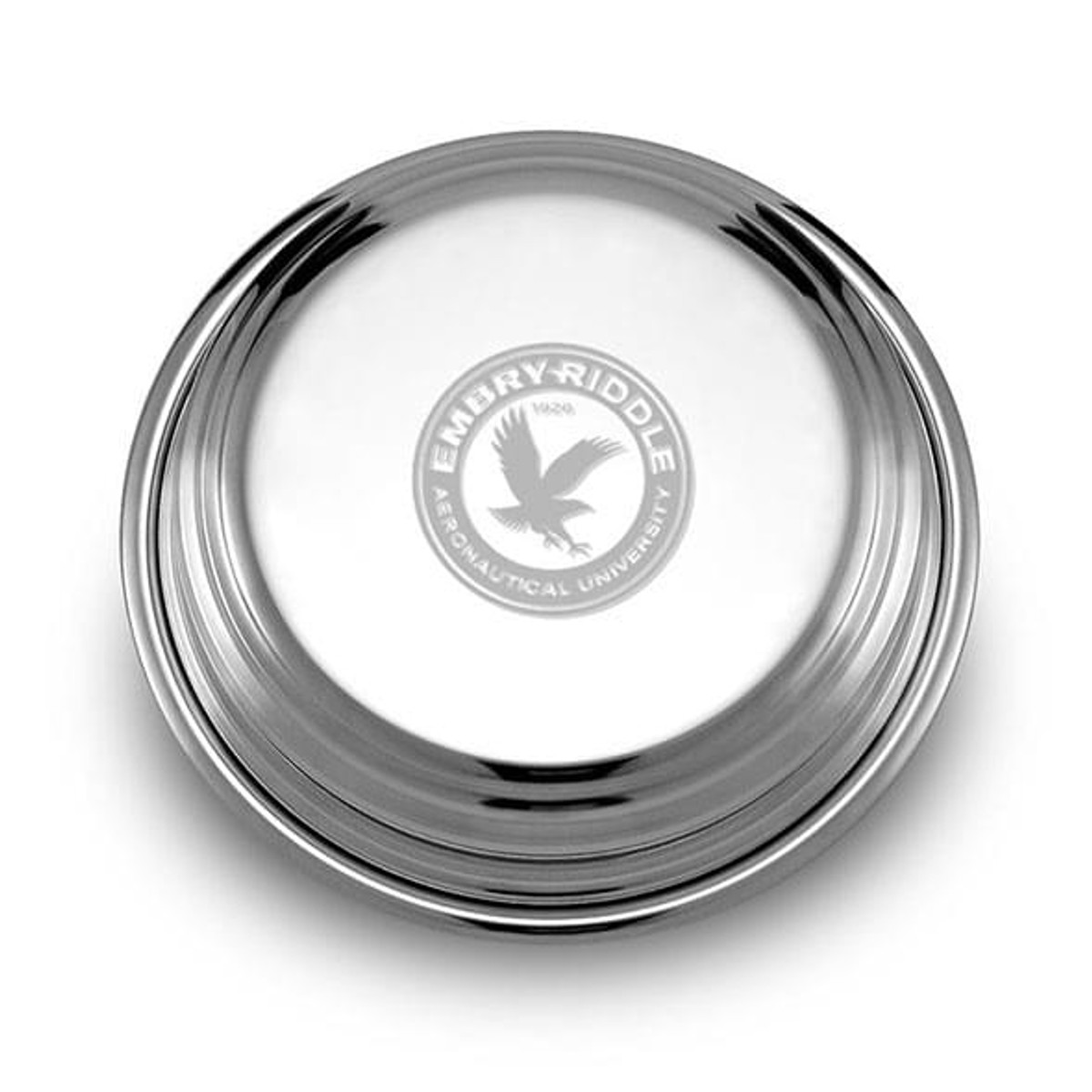 Embry Riddle Pewter Paperweight At M Lahart Amp Co