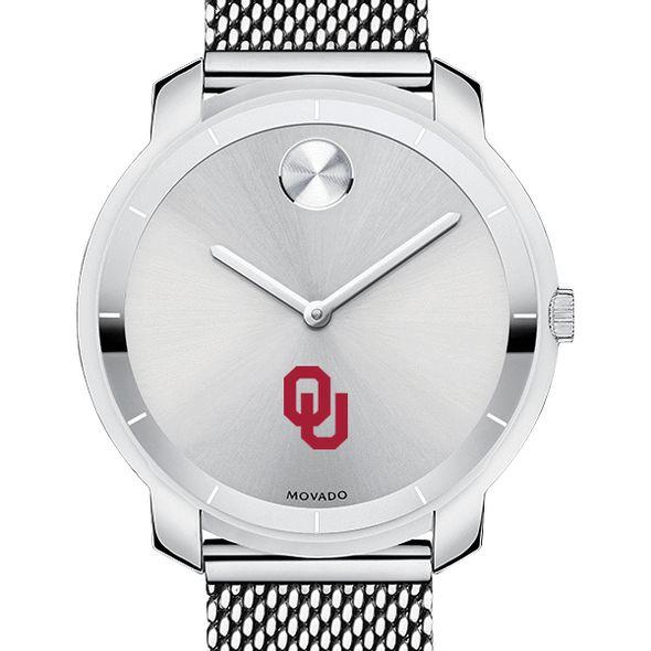 University of Oklahoma Women's Movado Stainless Bold 36