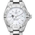 US Military Academy Women's TAG Heuer Steel Aquaracer w MOP Dial - Image 1