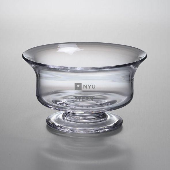 NYU Stern Simon Pearce Glass Revere Bowl Med - Image 1