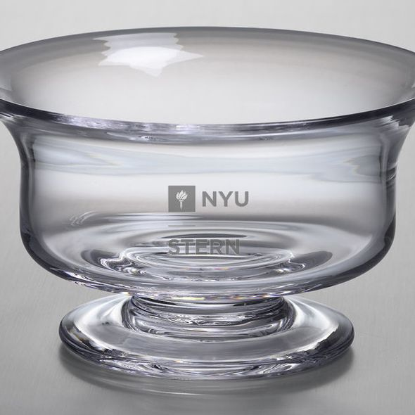 NYU Stern Simon Pearce Glass Revere Bowl Med - Image 2