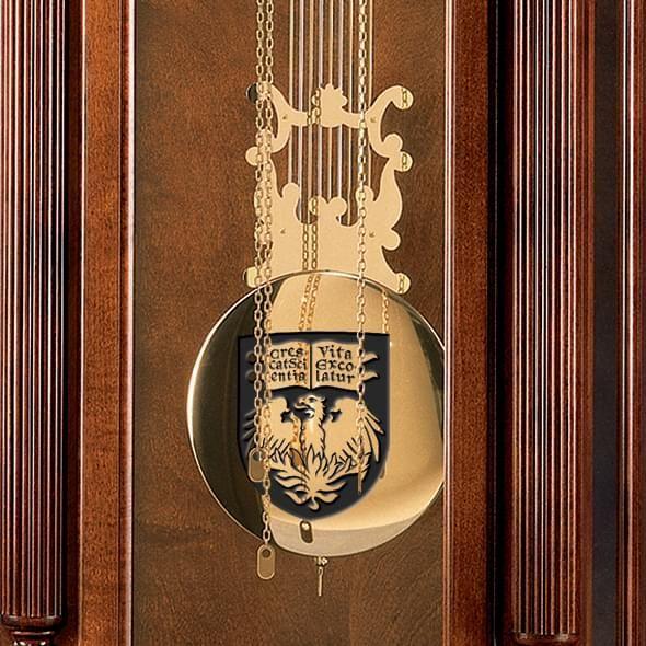 University of Chicago Howard Miller Grandfather Clock - Image 2