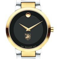 US Military Academy Men's Movado Two-Tone Modern Classic Museum with Bracelet