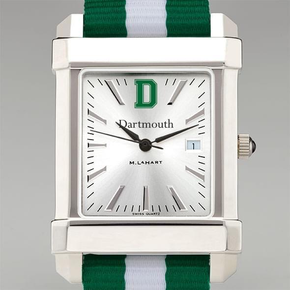 Dartmouth College Collegiate Watch with NATO Strap for Men