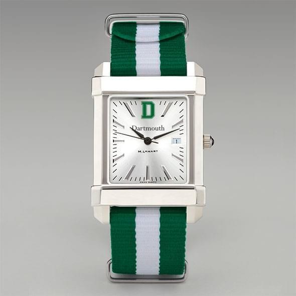Dartmouth College Collegiate Watch with NATO Strap for Men - Image 2