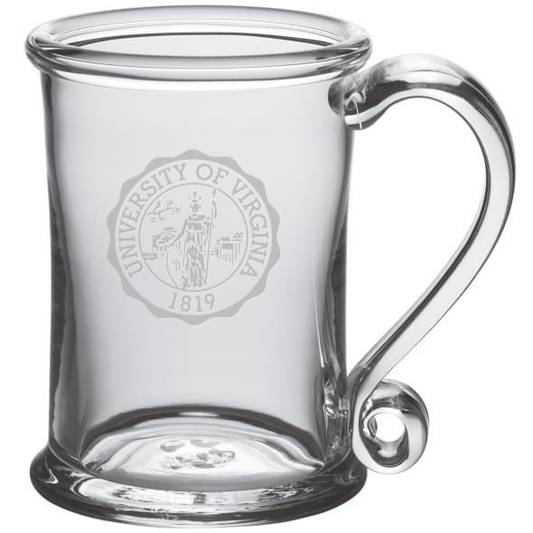 UVA Glass Tankard by Simon Pearce