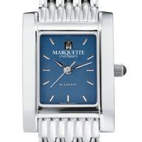 Marquette Women's Blue Quad Watch with Bracelet