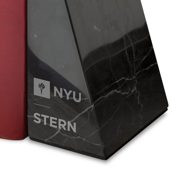 NYU Stern Marble Bookends by M.LaHart - Image 2