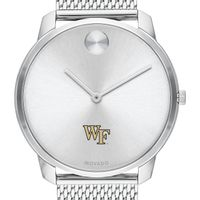 Wake Forest University Men's Movado Stainless Bold 42