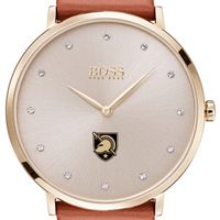 US Military Academy Women's BOSS Champagne with Leather from M.LaHart