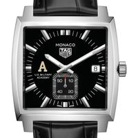 US Military Academy TAG Heuer Monaco with Quartz Movement for Men