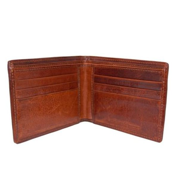Texas Men's Wallet - Black - Image 3