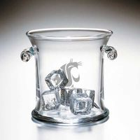 Washington State University Glass Ice Bucket by Simon Pearce