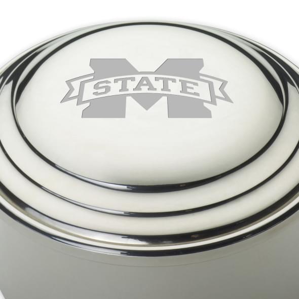 Mississippi State Pewter Keepsake Box - Image 2