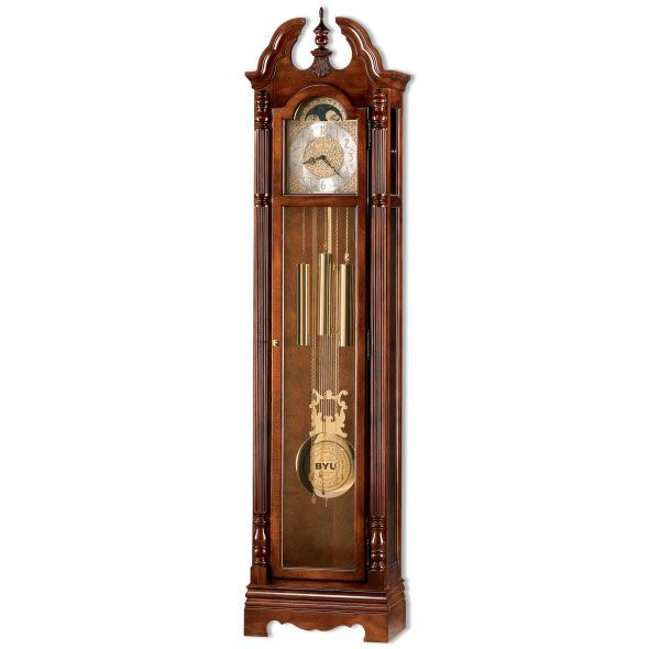 Brigham Young University Howard Miller Grandfather Clock