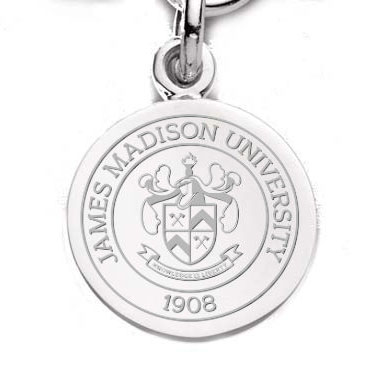 James Madison Sterling Silver Charm