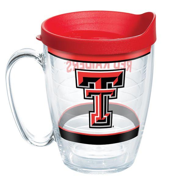 Texas Tech 16 oz. Tervis Mugs- Set of 4 - Image 2