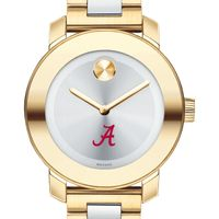 University of Alabama Women's Movado Two-Tone Bold