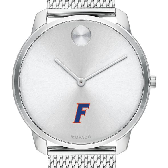 University of Florida Men's Movado Stainless Bold 42 - Image 1