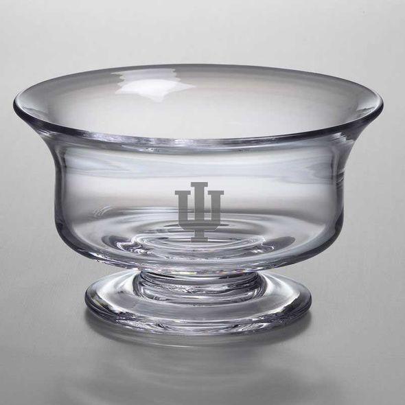 Indiana University Simon Pearce Glass Revere Bowl Med