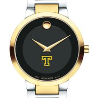 Trinity College Men's Movado Two-Tone Modern Classic Museum with Bracelet