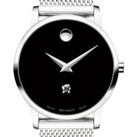 University of Maryland Women's Movado Museum with Mesh Bracelet