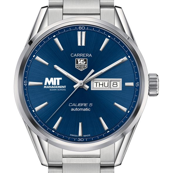 MIT Sloan Men's TAG Heuer Carrera with Day-Date - Image 1