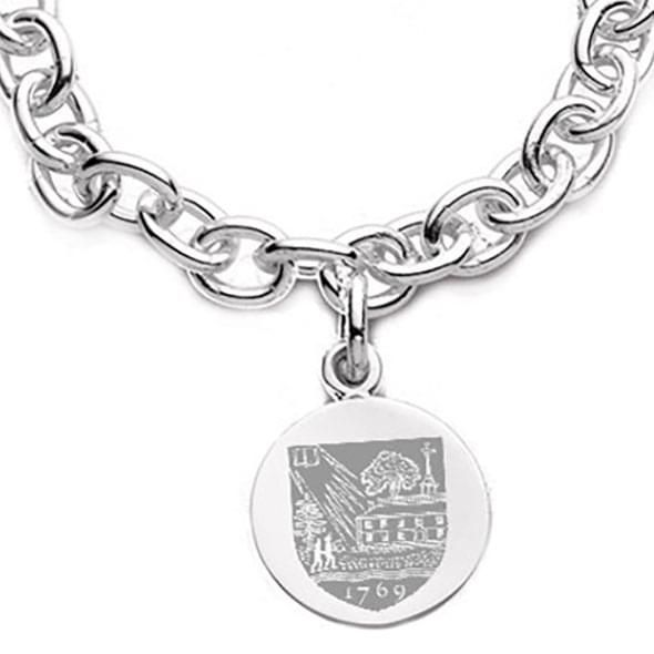 Dartmouth Sterling Silver Charm Bracelet - Image 2