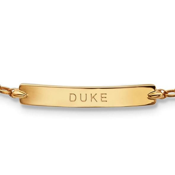 Duke Monica Rich Kosann Petite Poesy Bracelet in Gold - Image 2