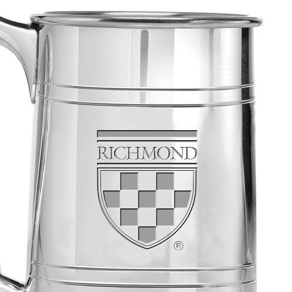 University of Richmond Pewter Stein - Image 2