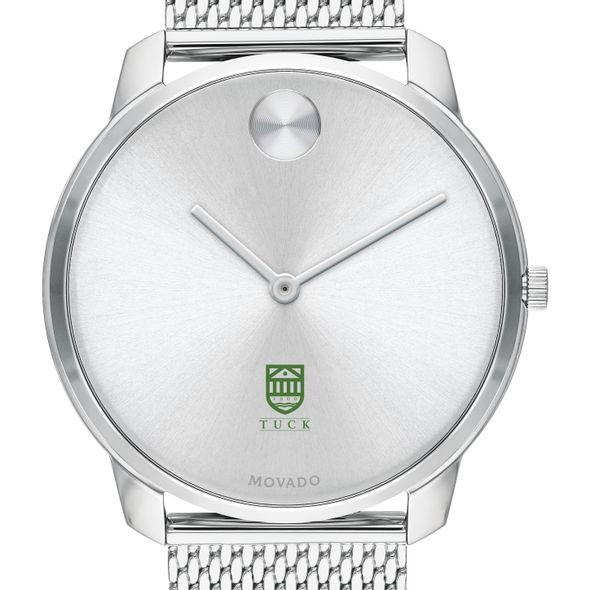 Tuck School of Business Men's Movado Stainless Bold 42