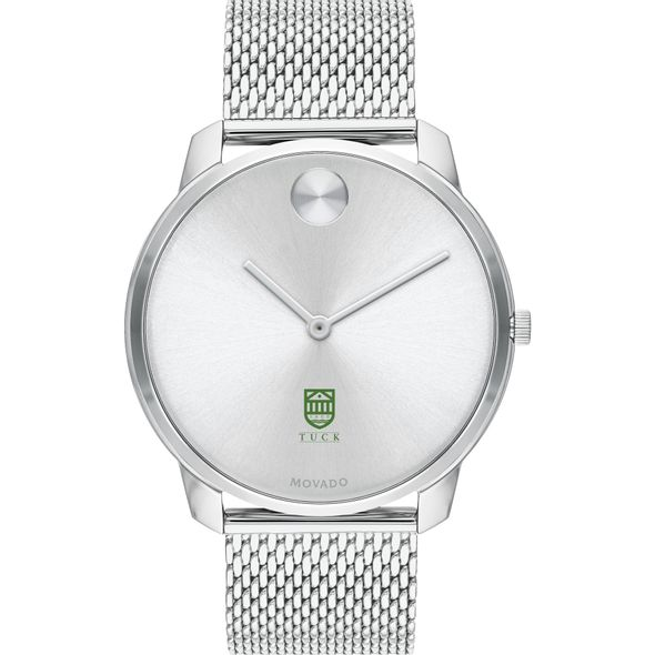Tuck School of Business Men's Movado Stainless Bold 42 - Image 2