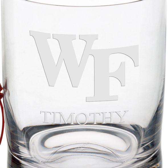 Wake Forest Tumbler Glasses - Set of 4 - Image 3