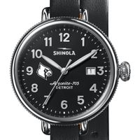Louisville Shinola Watch, The Birdy 38mm Black Dial