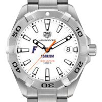 University of Florida Men's TAG Heuer Steel Aquaracer