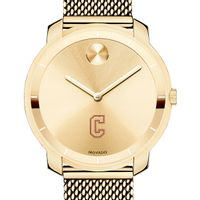 College of Charleston Women's Movado Gold Bold 36