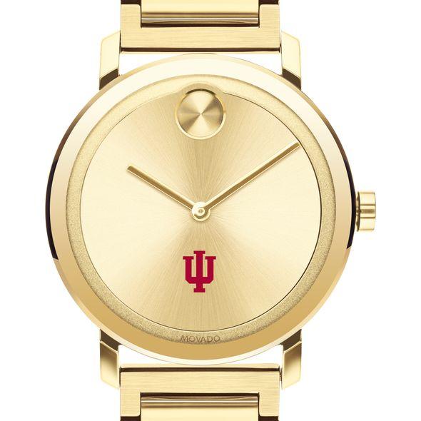 Indiana Men's Movado Bold Gold with Bracelet - Image 1
