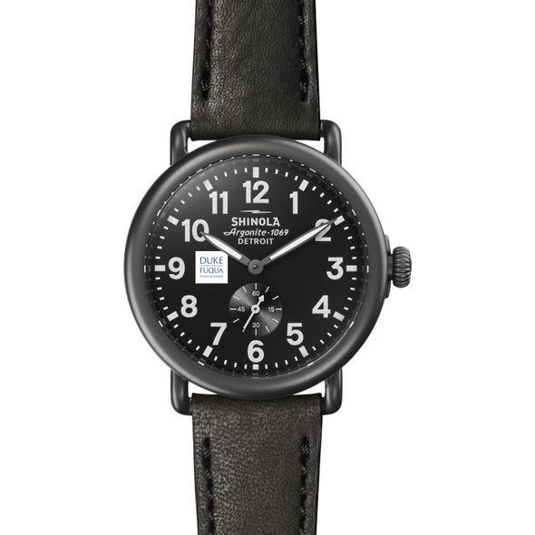 Duke Fuqua Shinola Watch, The Runwell 41mm Black Dial - Image 2