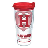 Harvard 24 oz. Tervis Tumblers - Set of 2