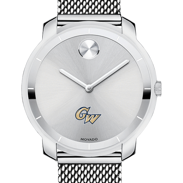 George Washington Women's Movado Stainless Bold 36