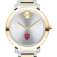 Indiana University Women's Movado Two-Tone Bold 34