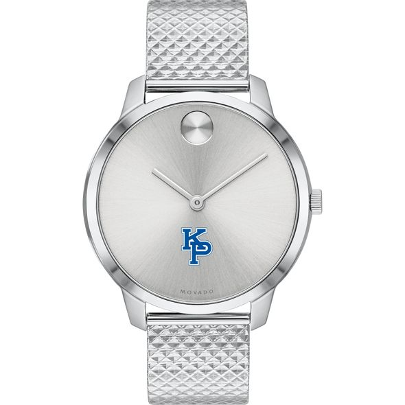 US Merchant Marine Academy Women's Movado Stainless Bold 35 - Image 2