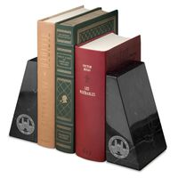 WUSTL Marble Bookends by M.LaHart