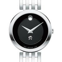 University of Maryland Women's Movado Esparanza Stainless Steel Museum with Bracelet