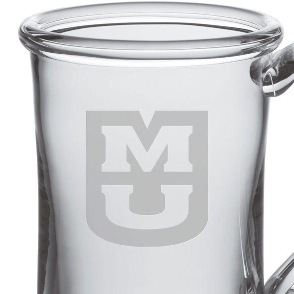 University of Missouri Glass Tankard by Simon Pearce - Image 2
