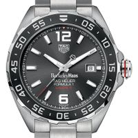 Berkeley Haas Men's TAG Heuer Formula 1 with Anthracite Dial & Bezel